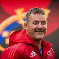 Anthony Foley's widow accepts lifetime achievement award on his behalf