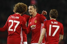 As it happened: Manchester United v St. Etienne, Europa League