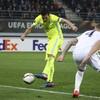 Slack Spurs slump to Europa League defeat in Belgium