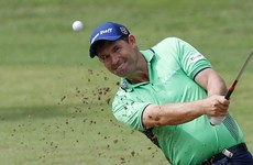 Padraig Harrington conjures superb opening round in California and is three off the lead
