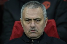 Mourinho slams Man United's lack of concentration in Europa League win