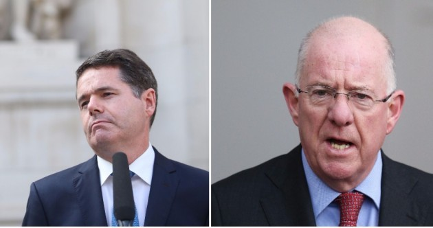 Two ministers are out of FG leadership race, but some say it's 'ludicrous' to change leader now