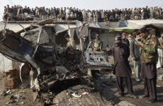 Taliban opposition group targeted in deadly bombing