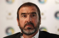 Cantona presidential 'stunt' aimed at improving French housing crisis