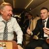 Rooney pledges allegiance to 'greatest manager' Fergie