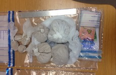 Teenager charged after cash and heroin worth over €140k seized in Ballymun raid