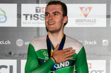 Ireland's Mark Downey wins gold at Track Cycling World Cup event in Colombia