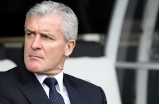 Mark Hughes takes the reins at QPR