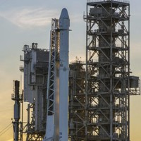Last-minute glitch forces SpaceX rocket to cancel launch with 13 seconds left on countdown