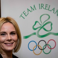 'I do feel pressure but I believe strongly in Irish athletes, Irish coaches and Ireland as a nation'