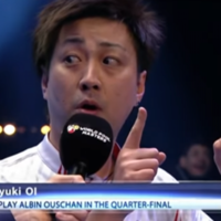 Japanese pool player gives utterly bonkers interview after World Masters win