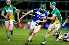 Two sent-off for Offaly in their biggest league defeat to Laois since 1961