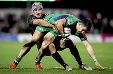 Connacht scrape past Dragons to secure second straight victory