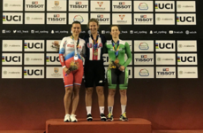 A great weekend for Irish cycling just got even better