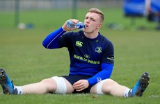 In-form Leavy always striving for improvement after seizing his chance with both hands