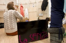 """We're not going down without a fight"" - employees occupy La Senza"