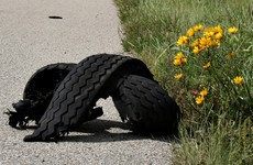How to survive a scary tyre blowout on the motorway