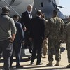 'We're not here for your oil': US Defense Secretary tells Iraq