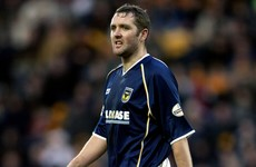 Retired Irish footballer Paul McCarthy dies suddenly aged 45
