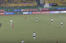 Vietnamese team protest soft penalty decision by allowing 3 goals to be walked in