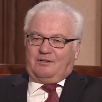 Russia confirms its ambassador to the UN has died 'unexpectedly'