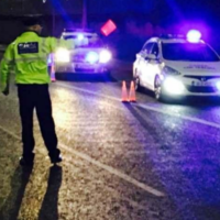 Van that pulled over before reaching Garda checkpoint was full of stolen bikes and computers