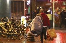 The number of homeless people in Ireland has reached a record high