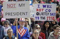 'He's hurting our country': Thousands protest against Trump on US Presidents Day