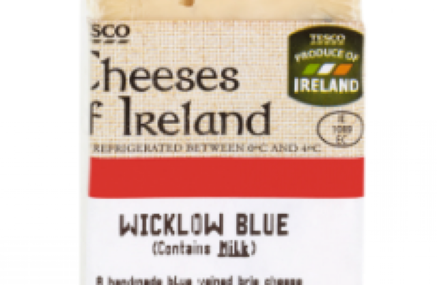 tesco and supervalu recall wicklow blue cheeses over