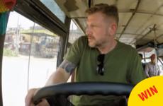 Everyone loved Christy the Dublin bus driver on Toughest Place to Be