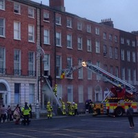 Eight people rescued from Dublin house fire