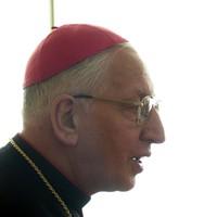 Former Archbishop of Dublin Desmond Connell dies aged 90