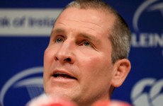 'It is a top European club': Lancaster keen to be part of Leinster's long-term ambition