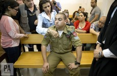 Israeli soldier sentenced to 18 months for shooting dead injured Palestinian