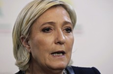 Le Pen sparks controversy by refusing to wear veil in Lebanon