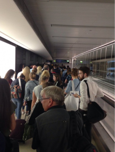 A summer of passport queue chaos? Calls to address 'understaffing' at Dublin Airport