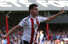 Cork's John Egan continues superb form with another goal for Brentford