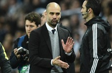 That is why Manchester City wanted me - Guardiola