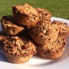 Looking for a healthy snack? These blueberry recovery scones are perfect
