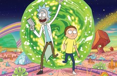 Here's why your next TV binge should be... Rick and Morty