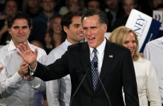 Mitt Romney claims comfortable victory in New Hampshire primary