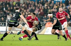 Munster's Saili cleared of any wrongdoing after disciplinary hearing