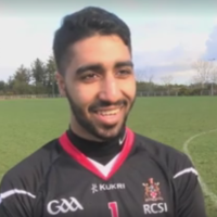 'I love the game': The Saudi Arabian goalkeeper who starred at the Sigerson Cup weekend