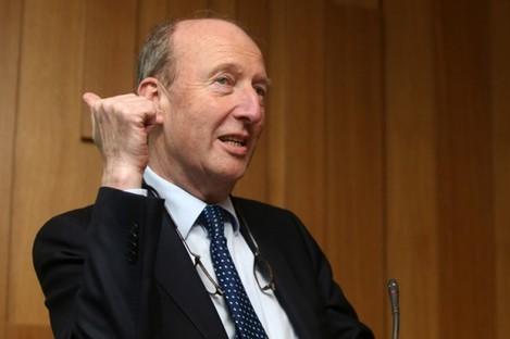 Transport Minister Shane Ross.