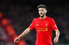 Lallana the latest Liverpool star to commit his long-term future to the club