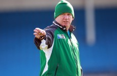 Kidney up against Gatland and Robinson for Lions job