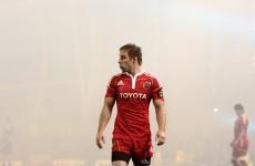 Munster dealt O'Leary blow