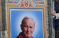 Polish prosecutors investigate play that features sex scenes with statue of Saint John Paul II