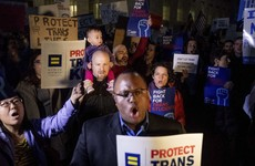 Trump overturns Obama's school protections for transgender students