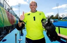 Ireland hockey captain David Harte wins world Goalkeeper of the Year